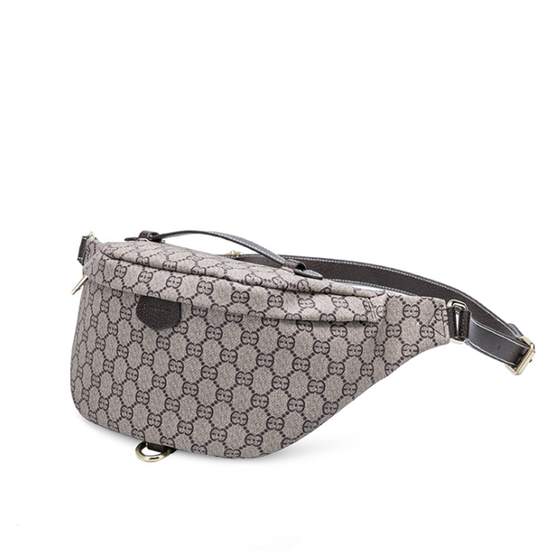 HORIZONPLUS LUXURY FAMOUS BRAND EUROPE FASHION  TRAVEL WAIST BAG  CASUAL BELLY BAGS FANNY PACK  FOR WOMEN