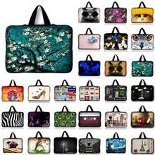 customized Laptop Sleeve bag Notebook Tablet Case For Asus Acer Dell HP 9.7'' 11.6 13 13.3 14 15.4 15.6 17.3 17.4 inch #S