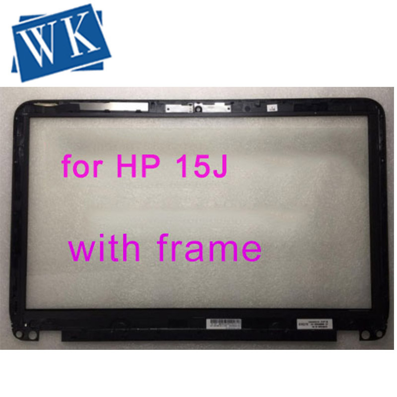 Free Shipping  Original For HP Envy TouchSmart 15-J 15J Touch Screen Digitizer Glass