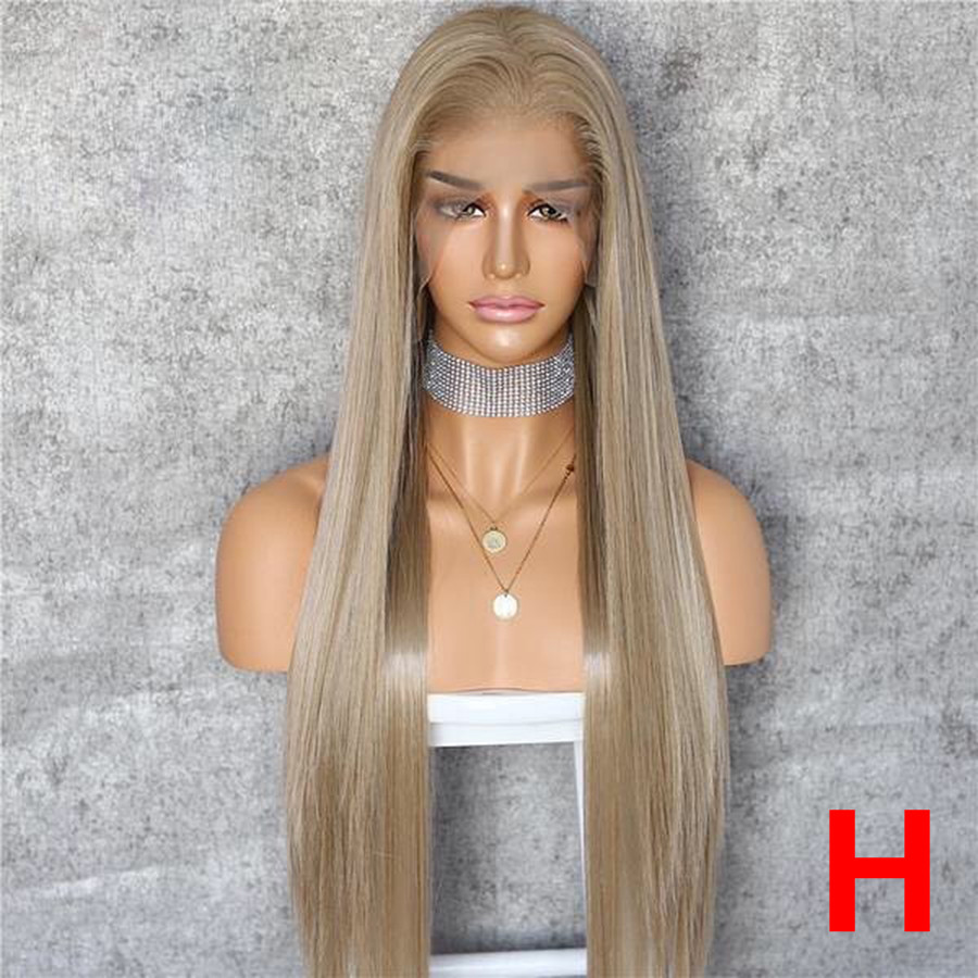 150% Fake Scalp 13*6 Lace Front Straight Honey Blonde Human Hair Wigs With Baby Hair For Women Pre Plucked Brazilian Remy Hair