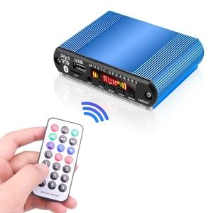 Image 2 - Kebidu 12V Wireless Bluetooth MP3 Player WMA Decoder Board Car Radio with Recording Function Support USB/SD/FM Audio Module