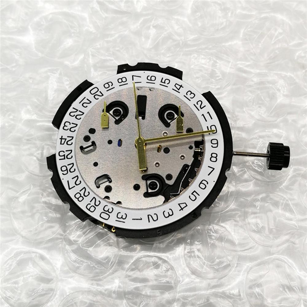Movimento do Relógio de Quartzo com Stem Peças de Reparo do Relógio Suíço Original Bateria 6 Pin Data às Quatro Eta G10.211 &