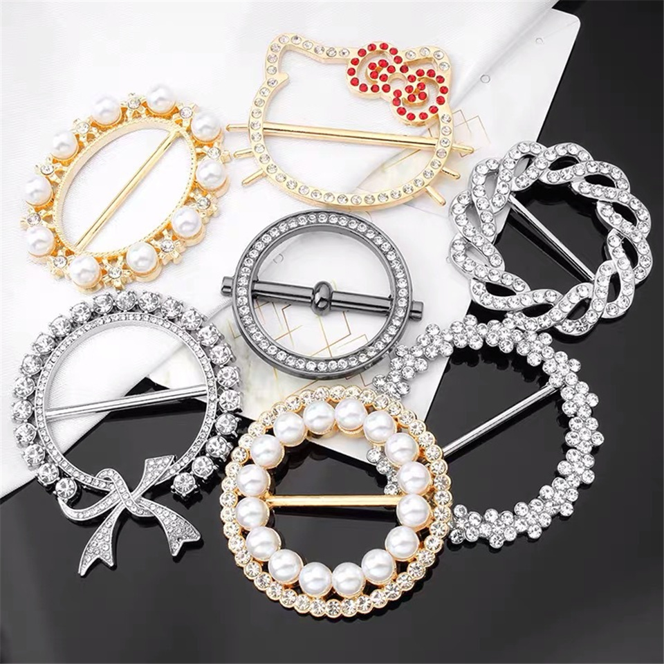 10 PCS Fashion Sexy Clothes Corner Knotted Button