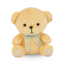 Bear plush toy bear cute simulation pet fluffy baby doll children birthday gift