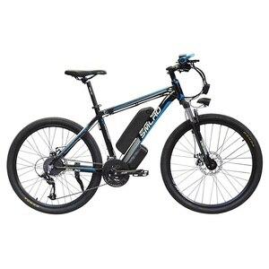 Image 4 - Nuovo C6 Del Prodotto 26 pollici bici elettrica/bicicletta elettrica 48V 10AH 350W con 21 velocità di alta qualità
