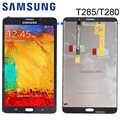 Nuovo Per Samsung Galaxy Tab 7.0 T280 T285 Display LCD Monitor + Touch Screen del Pannello di Vetro Digitizer Assemblea di Ricambio freeSIP