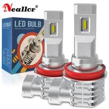 2x H11 H8 H9 H4 HB3 HB4 9005 12V CANBUS Led Bulb LED No Error DRL Car Fog Light For VW Bora Jetta Golf 7 Passat B5 B6 MK4 Beetle