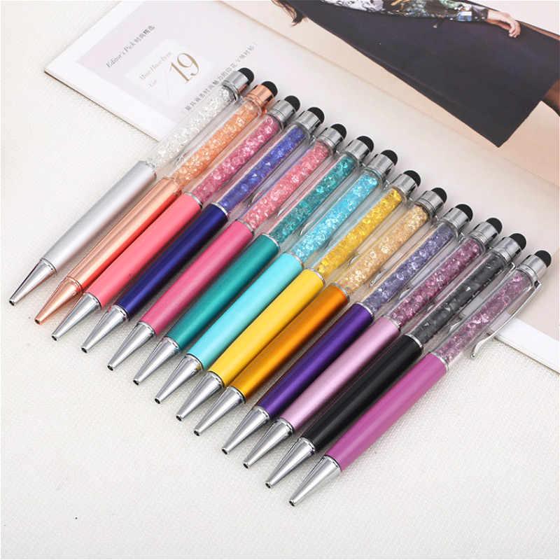1pcs מגע מכתבים סימון צבעים פלורסנט מרקר עט סימון ציור כתיבה בצבעי מים עט כתיבה מתנה