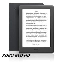 Устройства для чтения электронных книг Kobo GloHD 300ppi электронная книга e-ink 6 дюймов из устройства для чтения электронных книг N437 HD экран 1448x1072 эл...