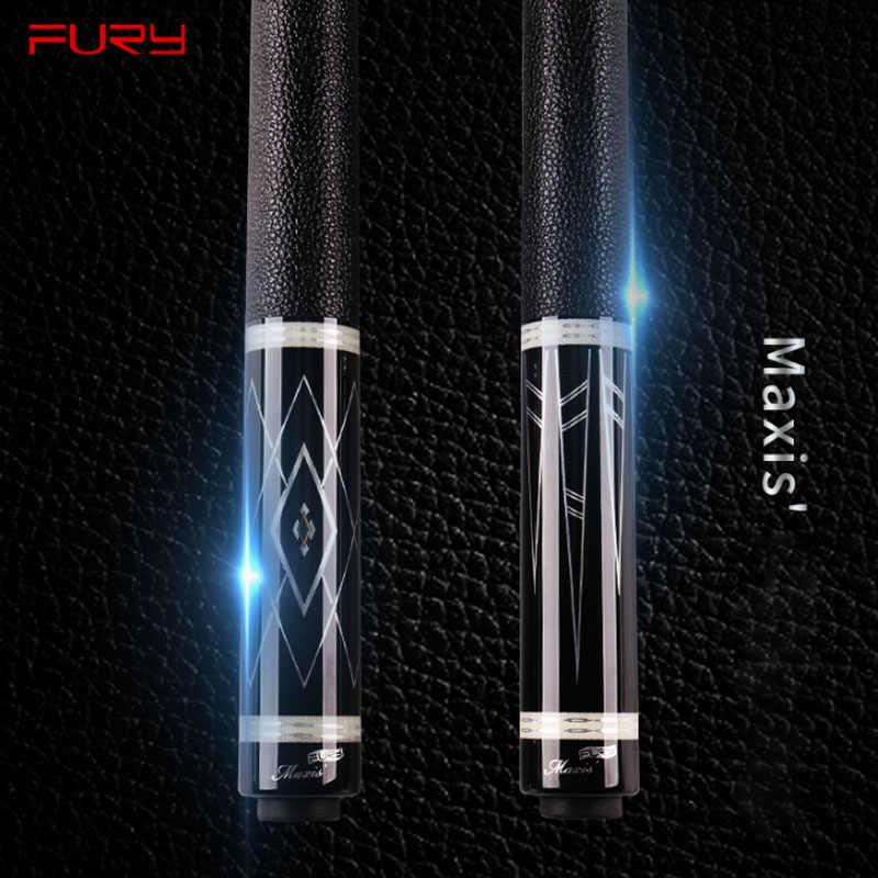 Nuevo taco de billar de la serie FURY MS de la piscina de 12,75mm 11,75mm