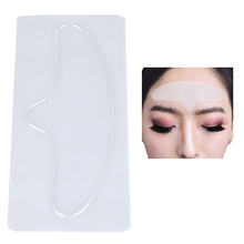 Reusable Anti Wrinkle Forehead Pad Silicone Transparent Removal Patch Face Skin Care Anti Aging Face Lifting Patch Flesh