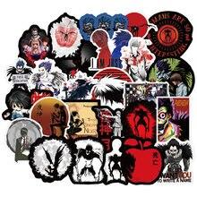 50 шт наклейки в японском стиле аниме «смерти» для детей канцелярские