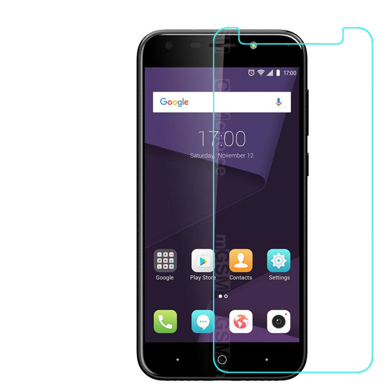Protective Glass On For Zte Blade A6 For Zte Blade Glass Lite A6 Tempered Glas Protect Protector 6a A 6 Light Lite Film Tremp 9h