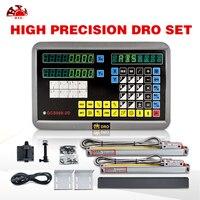 Máquina de medição instrumento novo 2 eixos digital readout dro GCS900-2D sistema exibição para moinho com uma piecee