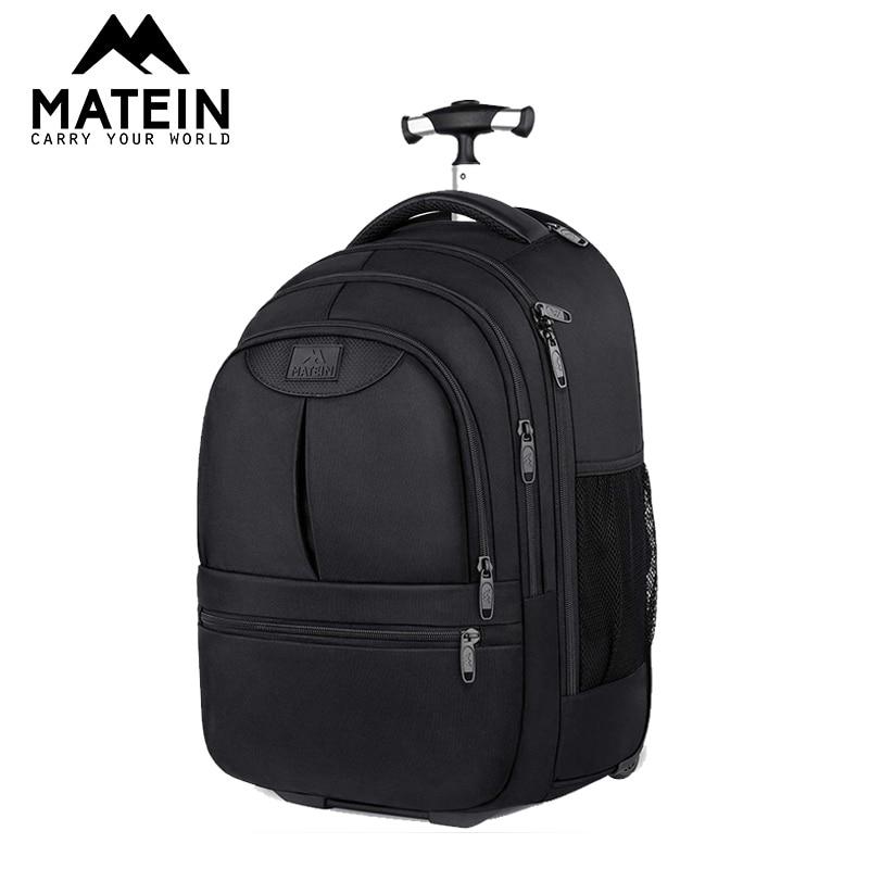 Matein Wheeled Backpack
