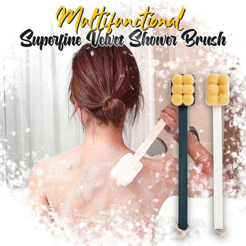 Multi-purpose Long Handle Bath Brush 1