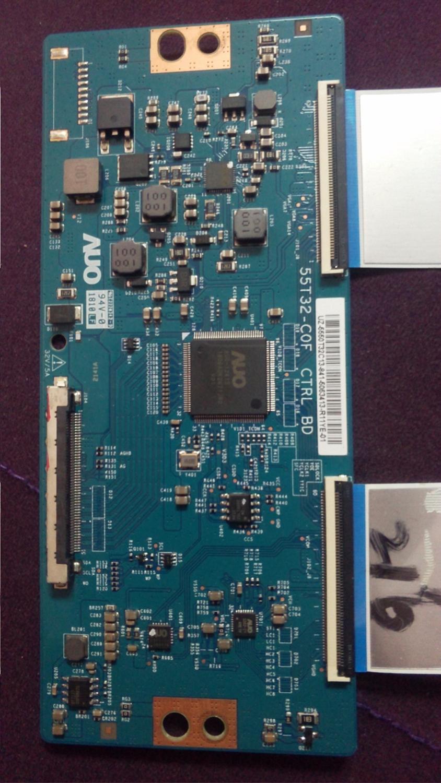 Original Logic Board 55t32-c0f 55t32-cof CTRL BD TCL D55A620U 50A860U