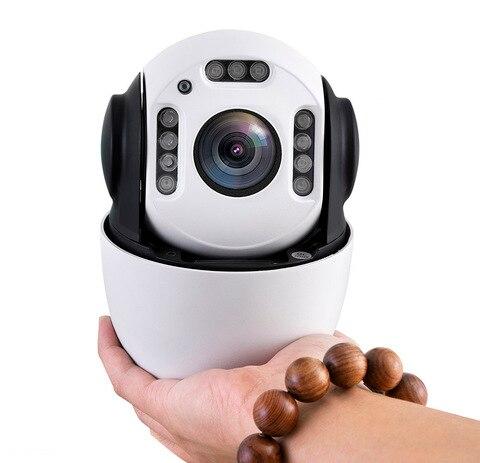 automatica humanoide ir ptz velocidade camera ip