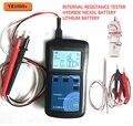 YR1030 литиевая батарея внутреннее сопротивление тестовый инструмент никель-гидридная кнопка тест батареи er комбинация 3