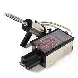 Automatyczna maszyna do malowania natryskowego instrukcja atramentowa maszyna do kodowania ręczny drukarka wielkoformatowa