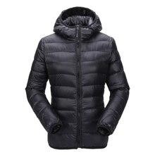 Zogaa レディース秋冬ジャケット超軽量ダウンジャケットの女性の防風暖かい服 Packable ダウンコートプラスサイズの女性パーカー