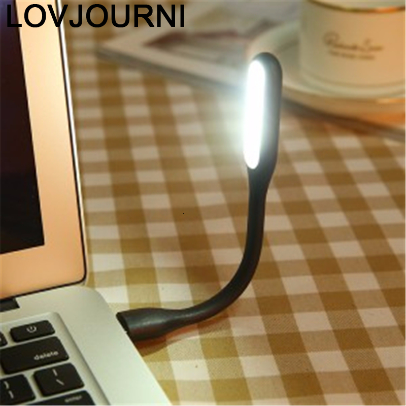 SSS#BAO Notebook Computer Keyboard USB LED Eye Protection  Lamparas Portable Small Table Lamp Energy Saving Moon Night Light