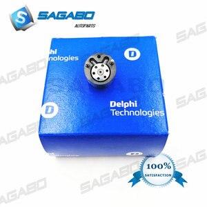 Image 5 - 4 個本物と真新しいディーゼル燃料インジェクタ制御バルブ 621C 、 9308 621C 、 28239294 、 28440421 、 28538389