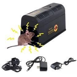 Behogar electrochoque ratón rata ratones trampa para roedores jaula mata Zapper rechazar el rechazo para Control de plagas serio enchufe UE EE. UU. Reino Unido