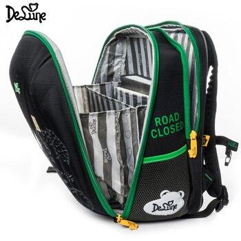 Школьный ортопедический рюкзак ранец для мальчиков store Delune, сумка