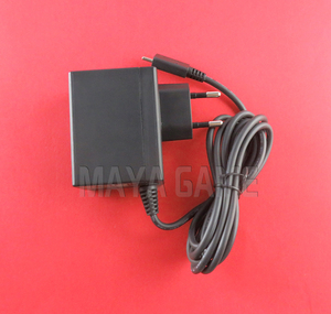 Image 4 - Original New For NS Switch AC adapter US EU Uk Plug Wall Home Travel Charger Power Supply for Nintend Switch Game Console