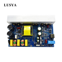 Lusya 1000W Power Audio Amplifier Board Class D Mono channel Digital Sound Amplifier With Switch Power Supply AC220/110V T1162