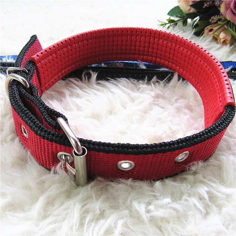 Manufacturers Direct Selling Dog Neck Ring Foam Pet Collar Bite-proof Protector Collar Pet Supplies Currently Available Wholesal