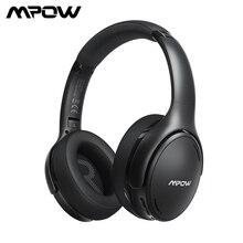 Беспроводные наушники Mpow H19 IPO, шумоподавляющие наушники ANC, HiFi стерео Bluetooth 5,0, гарнитура с 30 часовым воспроизведением для Iphone 11