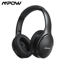 Mpow H19 IPO Wireless Headphones ANC Noise Canceling Headphone HiFi Stereo Bluetooth 5.0 Headset With 30H Playtime For Iphone 11