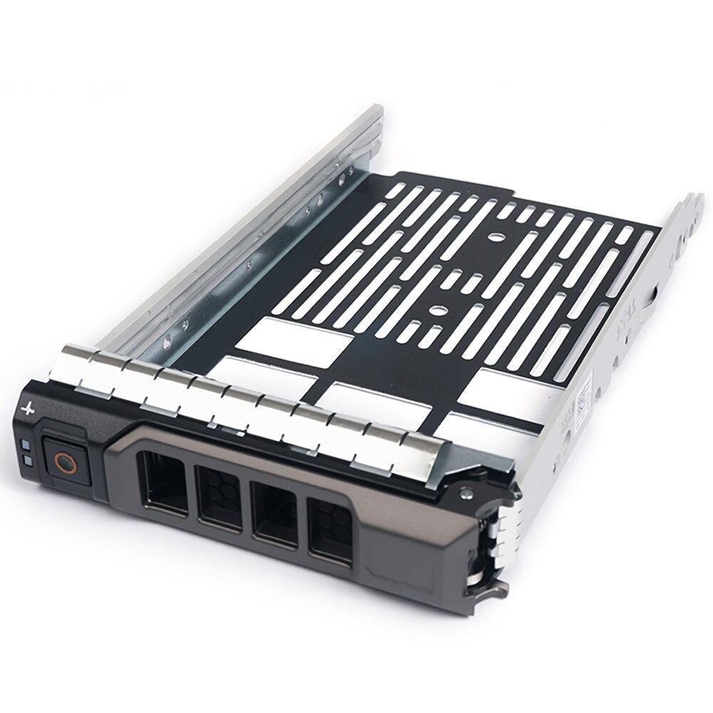 3.5 inch SAS/ SATA HDD Tray Caddy Hard Drive Caddy Bracket G302D X968D For DEL