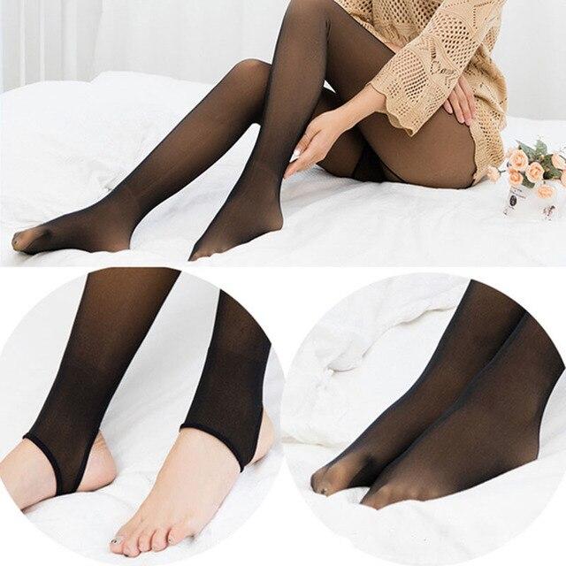 Barathrum Sexy Women Leggings Thin Mesh High Waist Push Up Ankle Length Leggings Spring Clothes Workout Sexy Leggings