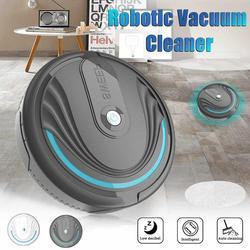 Aspirateur robot intelligent de nettoyage automatique de sol, Rechargeable, balayage automatique, articles ménagers, outils de nettoyage, livraison directe