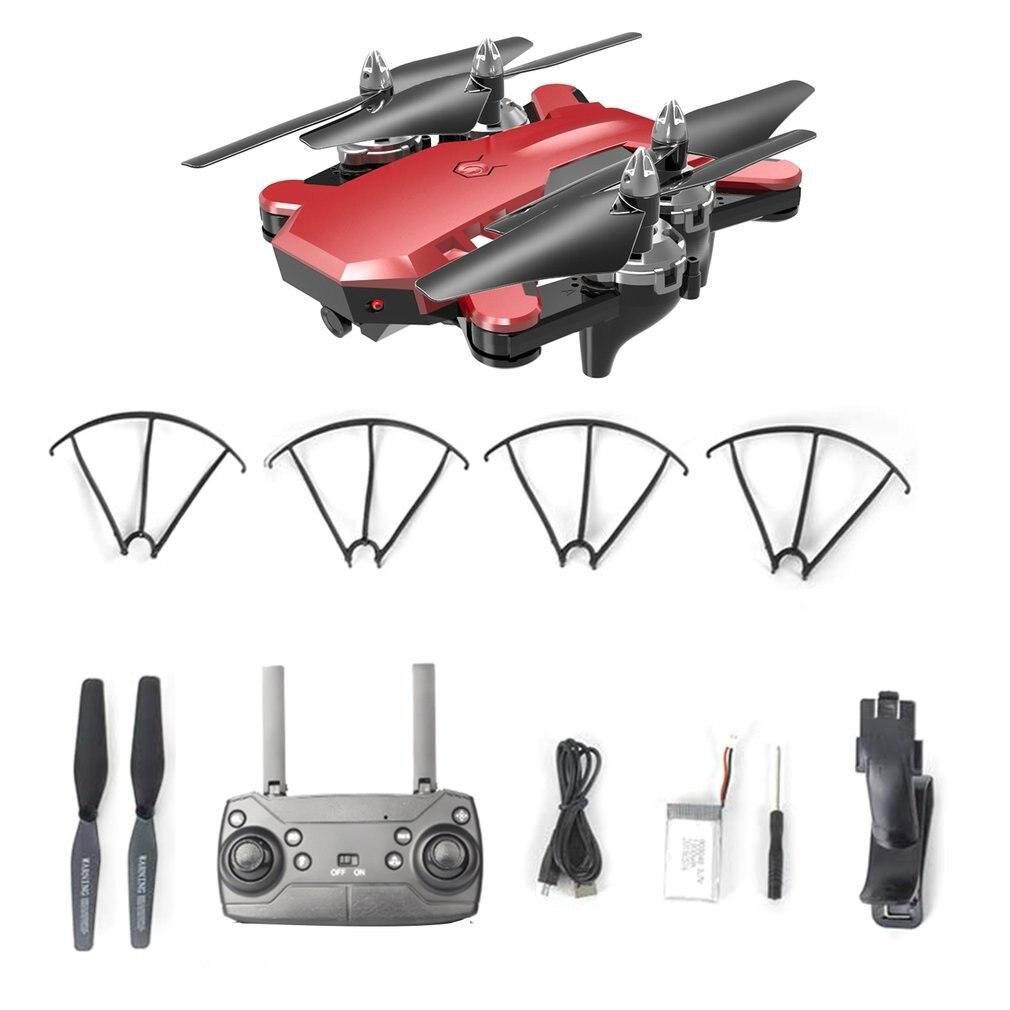 CS-7 gps складной Радиоуправляемый Дрон с 2,4G 1080P WiFi камерой Безголовый режим Радиоуправляемый вертолет летательный аппарат радиоуправляемые и...