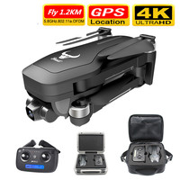 Best GPS Drone 4K with Two Axis Anti Shake Gimbal Camera Dual GPS WIFI FPV Supports TF card Quadrocopter RC Helicopter