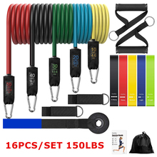 Pull-Rope Rubber Expander Elastic-Bands Latex Yoga-Tubes Exercise Fitness Crossfit Training