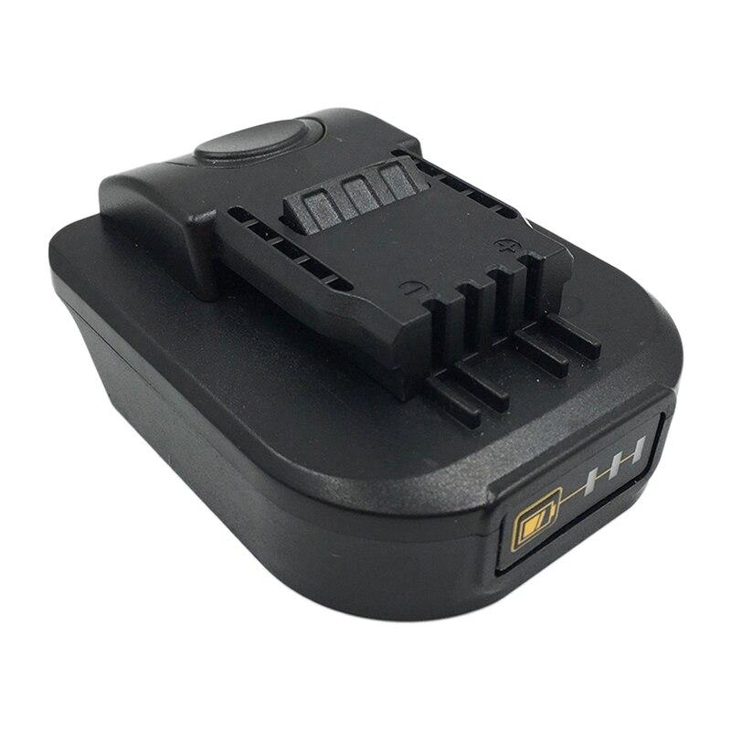 Батарея инструмент адаптер конвертер для Makita 18V литиевая Батарея для WORX 20V 4 контактный разъем|Перезаряжаемые батареи|   | АлиЭкспресс