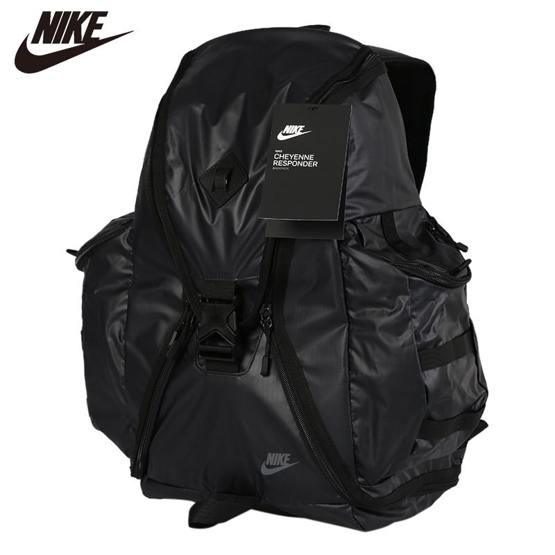 Original  Nike CHEYENNE RESPONDER Backpacks Brown Sports Training Bags BA5236-010