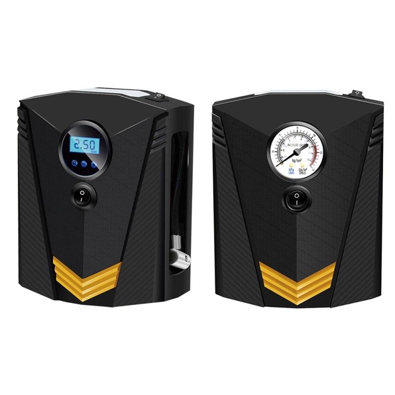 12v digital pneu inflator bomba de ar