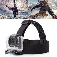 Einstellbare Harness Brustgurt Kopf Strap Gürtel Für GoPro Hero 9 8 7 5 Schwarz Xiaomi Yi 4K Sjcam sj4000 Gehen Pro 7 8 Zubehör