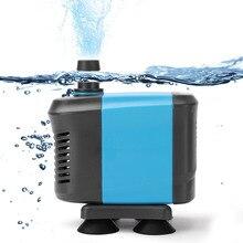 10/20/40/55/65W Submersible Aquarium Water Pump Fountain Maker Pump For Fish Tank Garden Water Pond Pump Waterpump Auavarium
