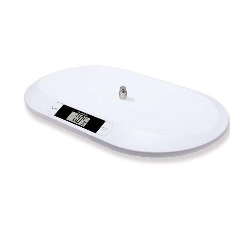 Baby Weight Scale Home Smart Portable Concave Design Human Baby Electronic Scale Monitoring Baby Growth Weight Health