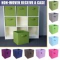 Квадратный складной ящик для хранения и коробка для хранения шкаф для хранения тканевая корзина для хранения одежды складная коробка