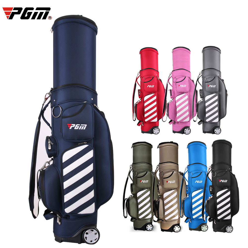 PGM Professional Sports Bags Golf Bag Golf Standard Package Multi-function Large Capacity Travel Bags With Wheels