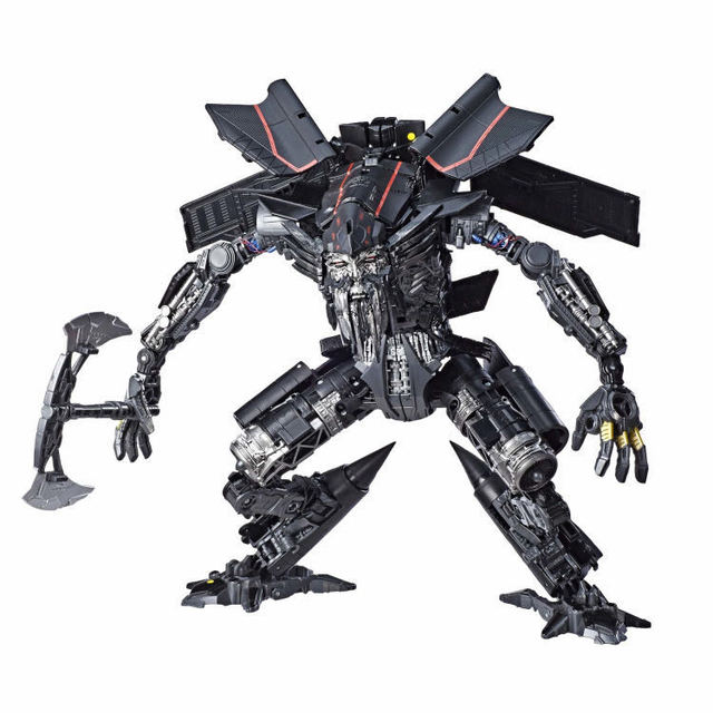 Hasbro Studio Series Transformers 21cm Bolide PVC Action Figure Deformation Robot Transformation Model Toy 3