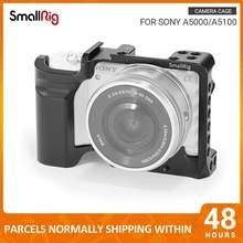 Клетка smallrig a5000 a5100 для камеры sony a5000/a5100 Защитная
